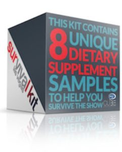 SupplySide Survival Kit PurCaf Organic Caffeine Shot Ingredient by Applied Food Sciences, Inc. AFS
