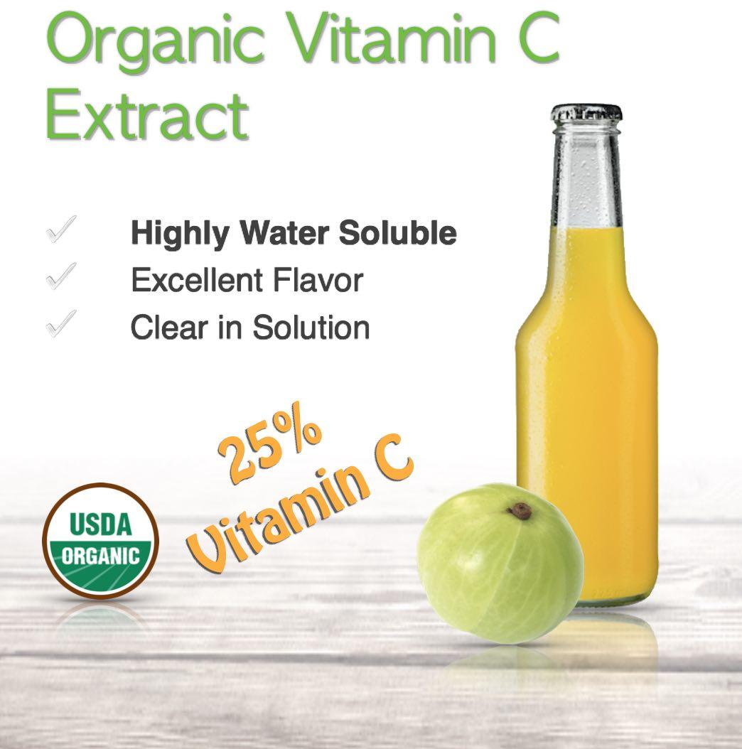Organic Vitamin C Extract